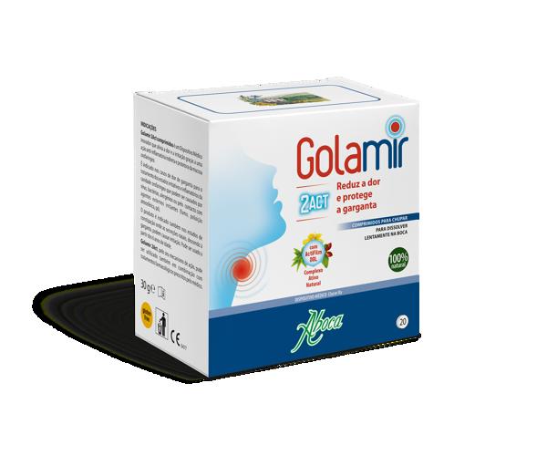 Imagem de Golamir 2Act Comprimidos